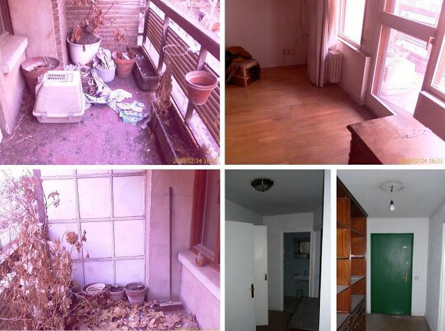 Proyecto Axioma. Reforma integral de una vivienda