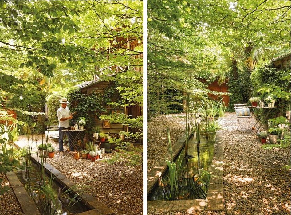 El jardín perfecto