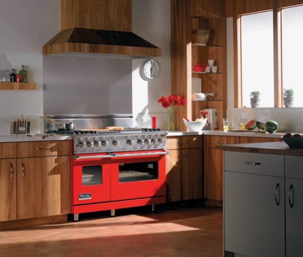 Electrodomésticos con color