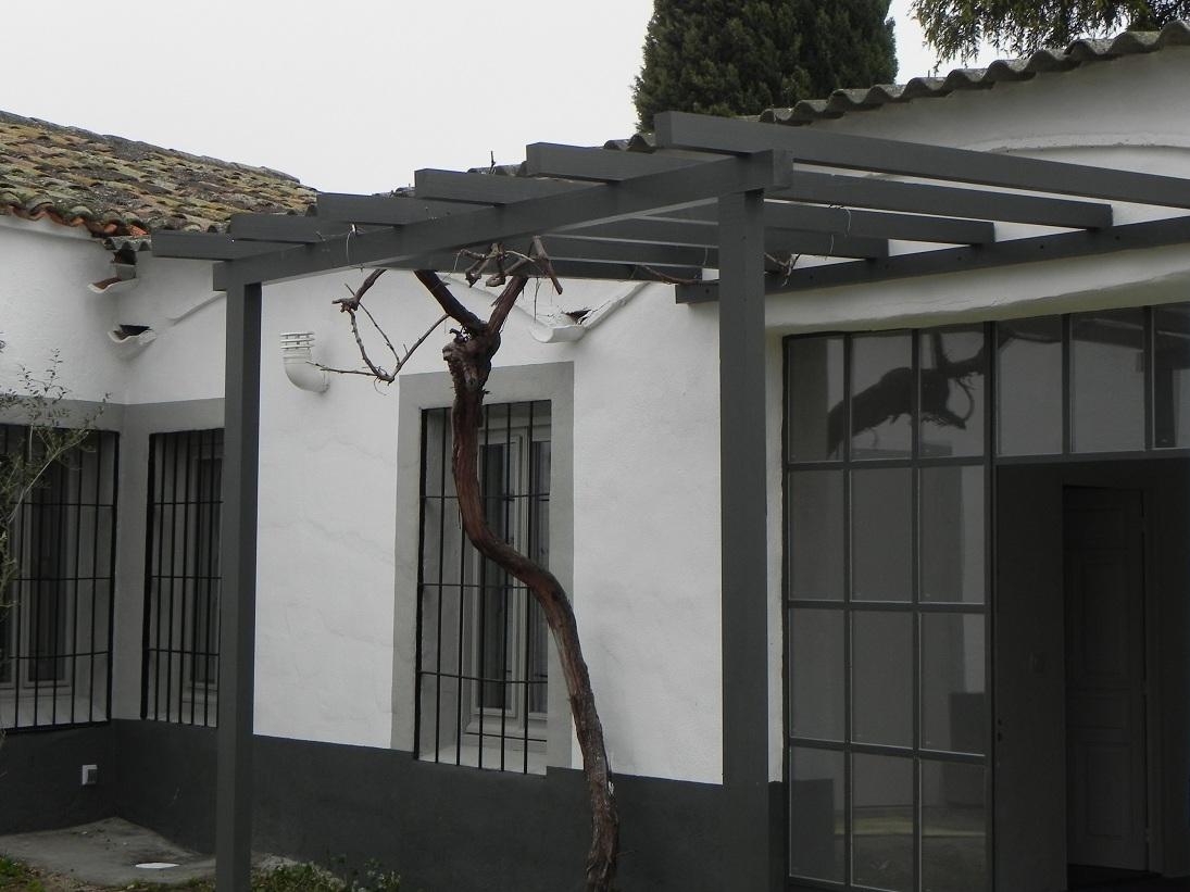 Proyecto Axioma: Rehabilitación de una casa de campo