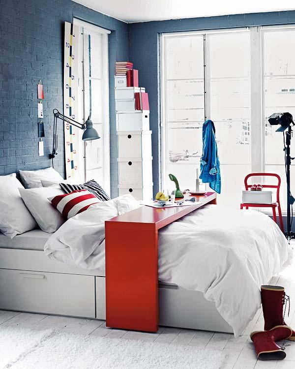 Detalles: dormitorios juveniles