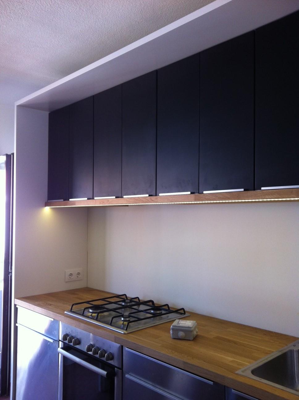 Zoom: la cocina