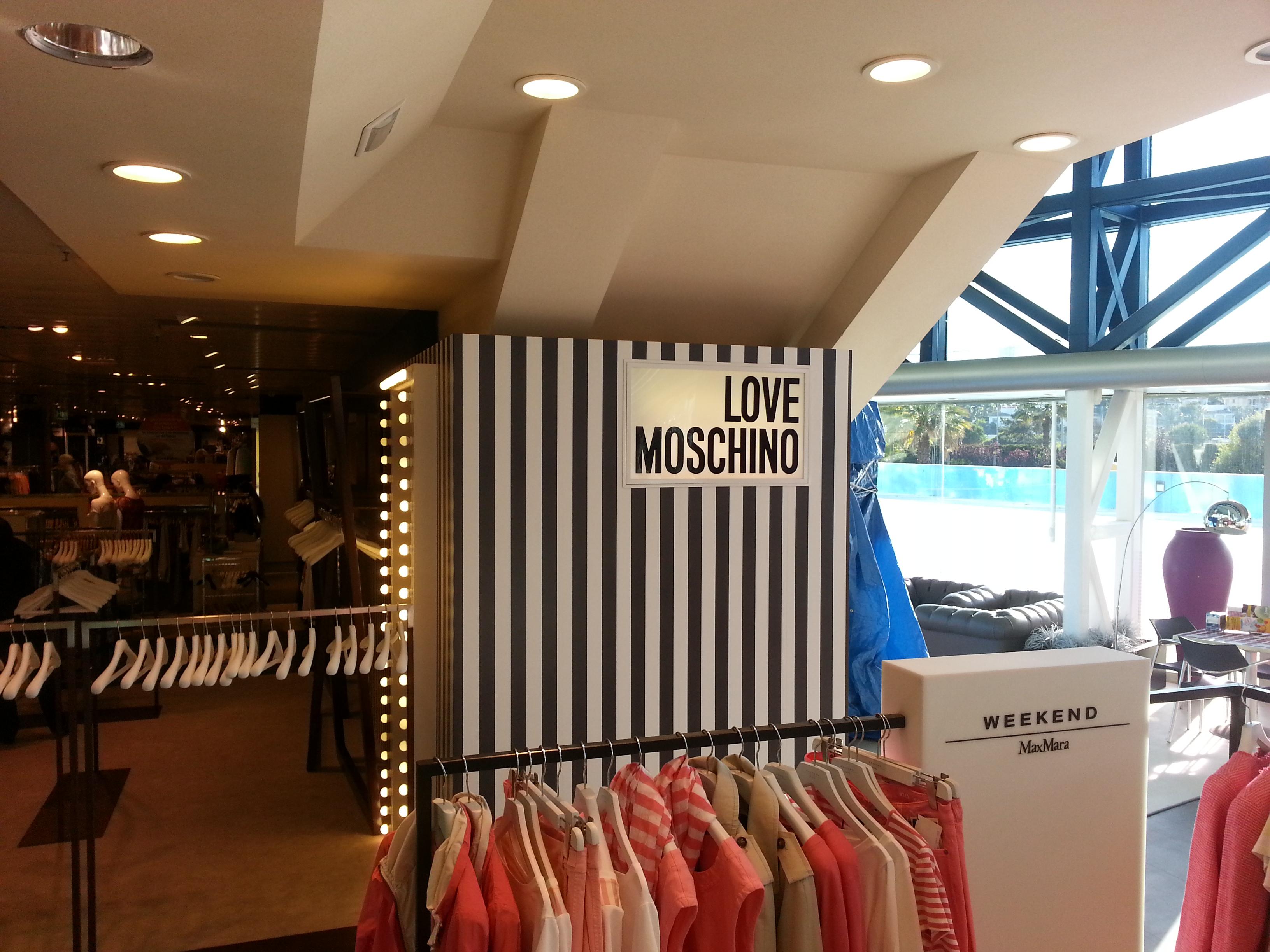 Proyecto Axioma: Love Moschino