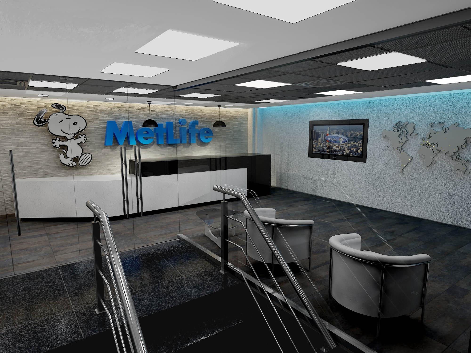 Axioma Project: Metlife Reception