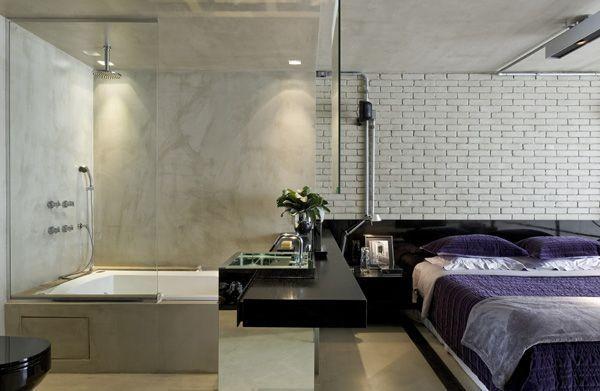 Baño integrado