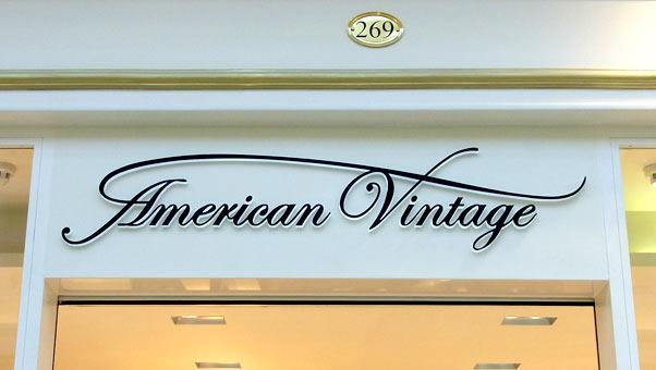 Video de local American Vintage