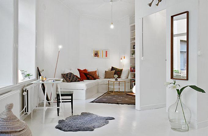 Vivienda escandinava en Gotemburgo