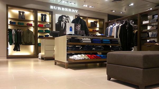 Burberry Store El Corte Inglés