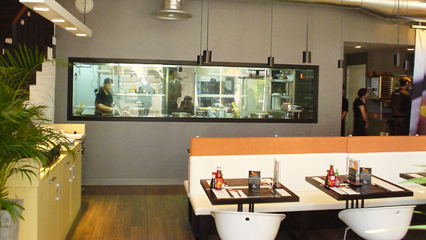 Restaurante The Wok