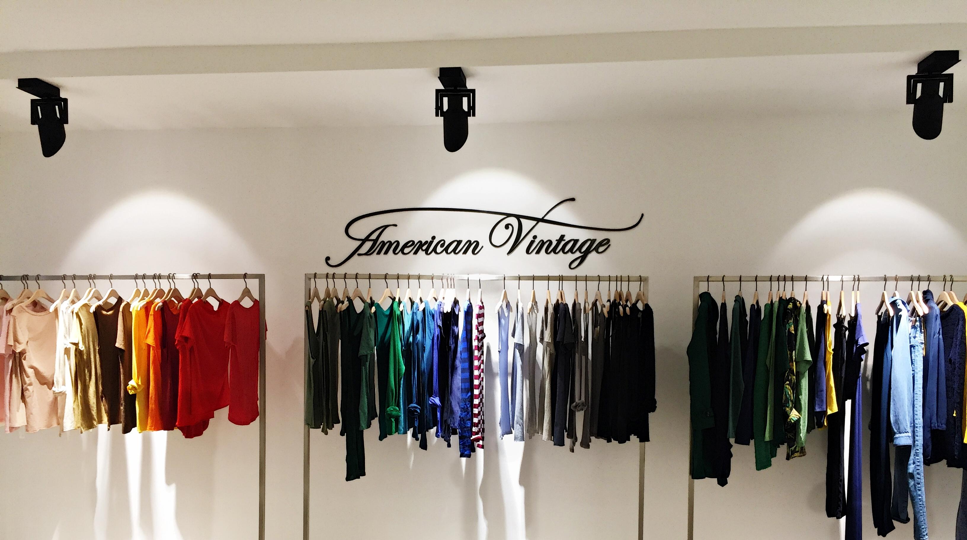 Showroom American Vintage, Munich