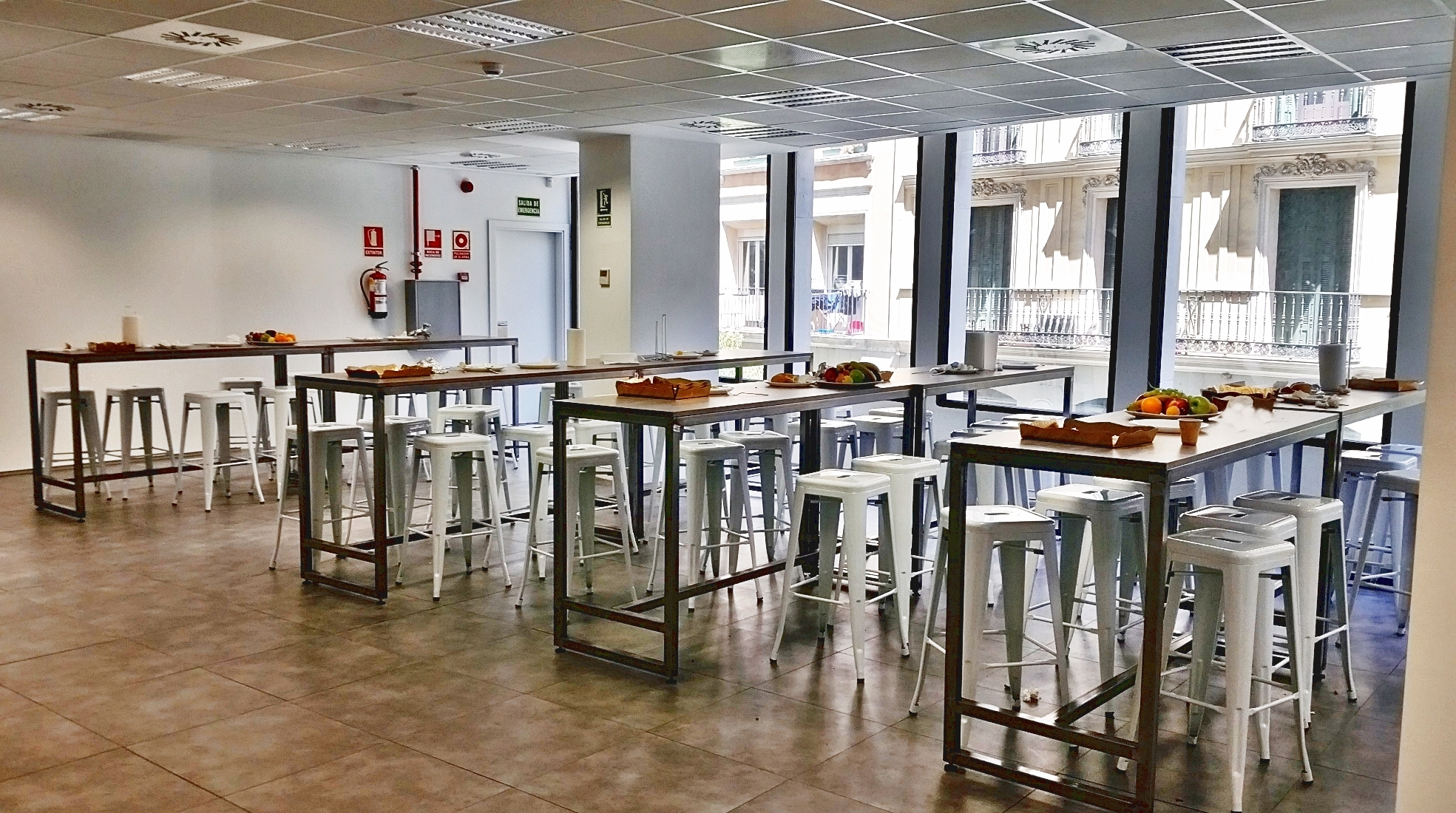 Oficinas Kimia, Madrid