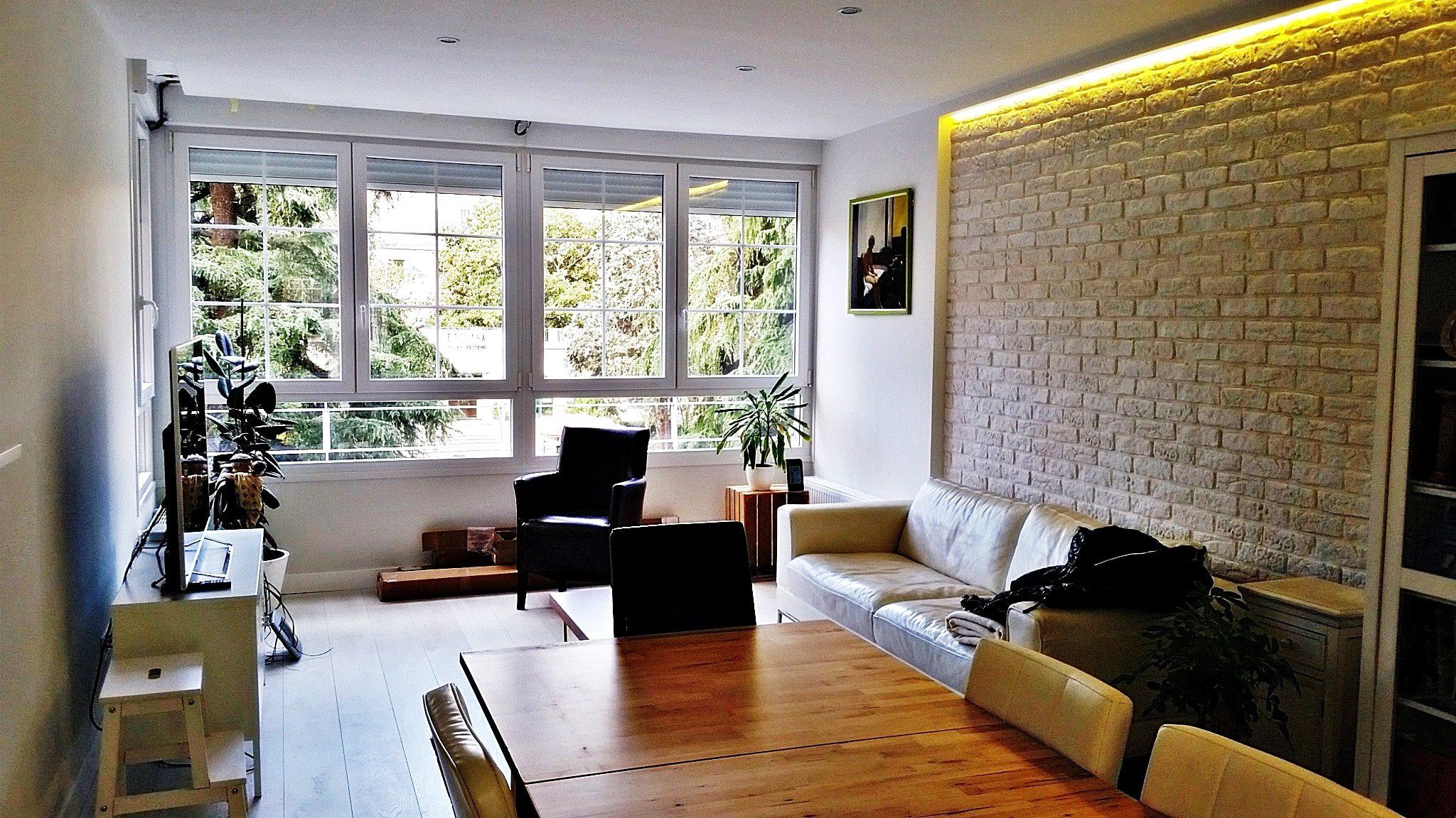 Reforma de una vivienda en el barrio de Guindalera, Madrid
